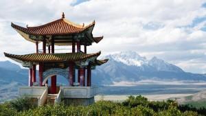 из России в Китай